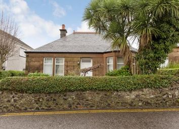 Thumbnail 2 bed bungalow for sale in Waterside Street, Largs, North Ayrshire