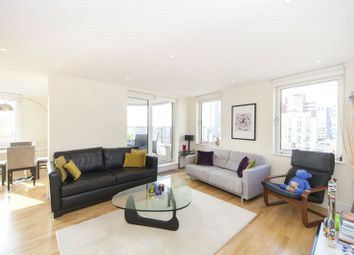 Thumbnail 3 bed flat for sale in Indescon Square, London