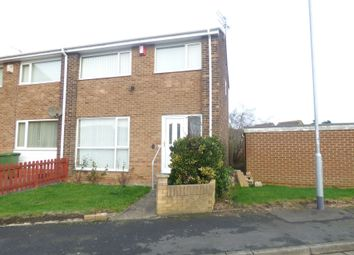 Thumbnail 3 bed terraced house for sale in Cresswell Drive, Blyth
