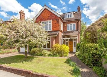 Thumbnail 5 bed detached house to rent in Hillside Road, St. Albans
