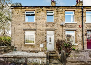Thumbnail 2 bed end terrace house for sale in Mount Street, Cowlersley, Huddersfield, West Yorkshire