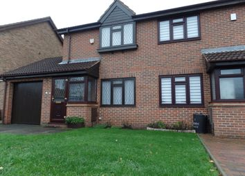 Thumbnail 2 bed terraced house to rent in Airdrie Close, Hayes