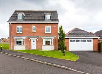 Thumbnail 5 bed detached house for sale in Hopepark Drive, Glasgow