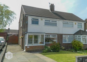 Thumbnail 3 bedroom semi-detached house for sale in Seaford Road, Harwood, Bolton, Lancashire