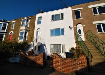 Thumbnail 4 bed terraced house to rent in Dane Hill Row, Margate