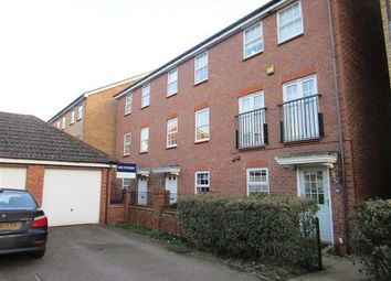 Thumbnail 4 bed town house to rent in Cleveland Way, Stevenage