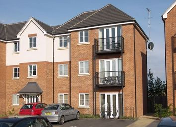 Thumbnail 2 bed flat for sale in Burlywood Close, Coventry