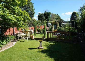 Thumbnail 3 bed detached house for sale in Sutton Park Road, Kidderminster
