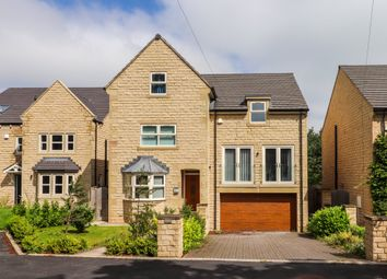 Thumbnail 6 bed detached house for sale in Grange Manor, Wakefield