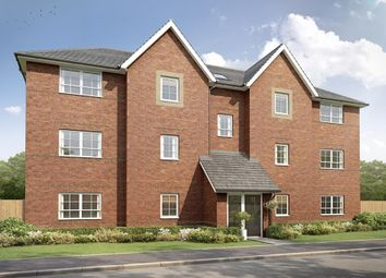 "Thumbnail 2 bedroom flat for sale in ""Type 6B"" at Orchid Green, Northwich"