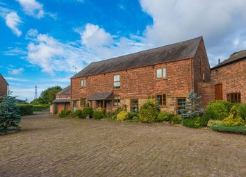 Thumbnail 6 bed farmhouse for sale in Mercer Court, Great Altcar, Liverpool