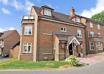 Thumbnail 5 bed detached house for sale in Jarvis Fields, Bursledon, Southampton