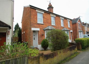 Thumbnail 2 bedroom semi-detached house for sale in Watchetts Road, Camberley, Surrey