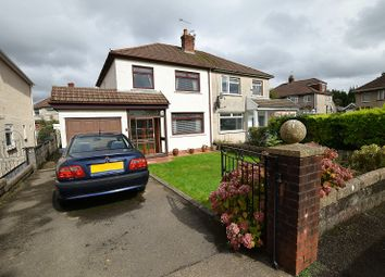 Thumbnail 3 bedroom semi-detached house for sale in Coryton Rise, Whitchurch, Cardiff.