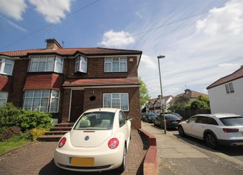Thumbnail 4 bedroom property to rent in Farm Road, Edgware