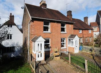 Thumbnail 2 bed semi-detached house for sale in Modest Corner, Southborough, Tunbridge Wells