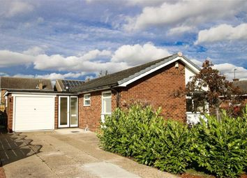 Thumbnail 3 bed detached bungalow for sale in Elm Close, Saxilby, Lincoln
