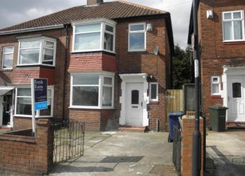 Thumbnail 3 bedroom semi-detached house to rent in Cliftonville Avenue, Newcastle Upon Tyne