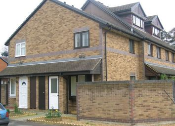 Thumbnail 1 bed semi-detached house to rent in Weavers Close, Isleworth, Middlesex