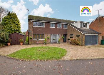 Thumbnail 5 bed detached house for sale in Pembroke Road, Pound Hill, Crawley