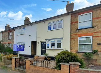 3 bed terraced house for sale in Neale Road, Halstead, Essex CO9