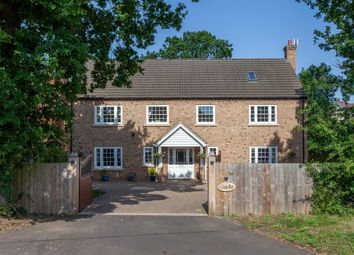 Thumbnail 6 bed detached house for sale in Station Road, Yaxham, Dereham