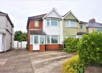 Thumbnail 2 bedroom semi-detached house for sale in Pelsall Lane, Walsall