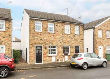 Thumbnail 2 bed semi-detached house for sale in Hurst Lane, East Molesey, Surrey
