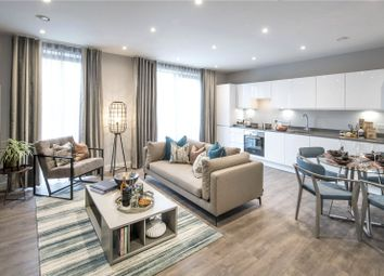 Thumbnail 2 bed flat for sale in Aberfeldy Village, East India, London
