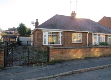 Thumbnail 2 bedroom semi-detached bungalow for sale in Gravely Street, Rushden