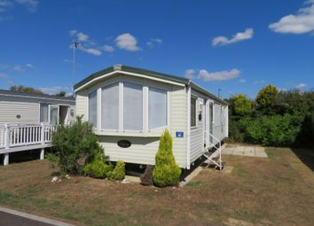 Thumbnail 2 bedroom mobile/park home for sale in Fen Lane, East Mersea, Colchester