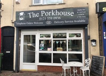 Thumbnail Restaurant/cafe to let in High Street, Rowley Regis