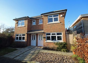 Thumbnail 2 bed property for sale in Burcham Close, Hampton