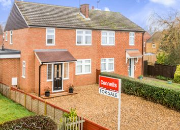 Thumbnail 3 bed semi-detached house for sale in Strathmore Road, Whitwell, Hitchin