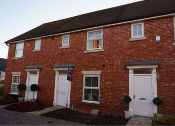 Thumbnail 2 bed terraced house for sale in Lancer Drive, West Malling