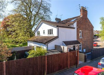 Thumbnail 1 bed semi-detached house for sale in Camp Road, St. Albans, Hertfordshire