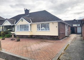 Thumbnail 2 bed bungalow for sale in Windermere Road, Fulwood, Preston, Lancashire