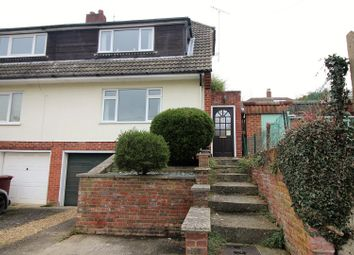 Thumbnail 2 bed semi-detached house for sale in Hemdean Road, Caversham, Reading