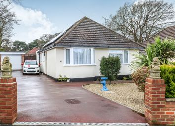 Thumbnail 3 bedroom detached bungalow for sale in High Howe Lane, Bournemouth