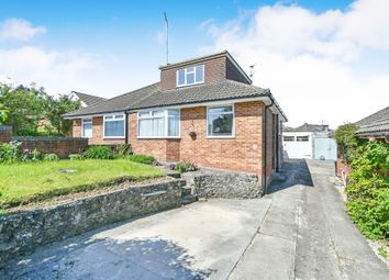 Thumbnail 3 bed semi-detached bungalow for sale in Folly Drive, Highworth, Swindon