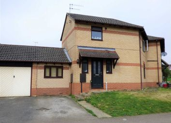 Thumbnail 3 bed semi-detached house for sale in Mallard Drive, Woodford Halse, Northamptonshire