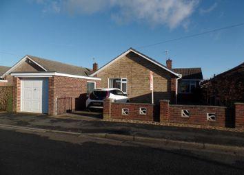 Thumbnail 3 bed detached bungalow for sale in Johnson Drive, Bracebridge Heath, Lincoln