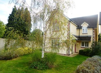 Thumbnail 4 bed detached house for sale in The Orchids, Chippenham