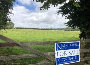 Thumbnail Farm for sale in Brayford, Barnstaple