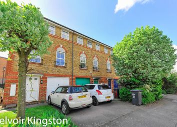 Thumbnail 3 bed town house to rent in Compton Close, Cricklewood