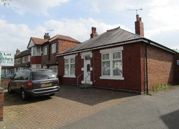Thumbnail 3 bed bungalow to rent in Baldwins Lane, Hall Green, Birmingham