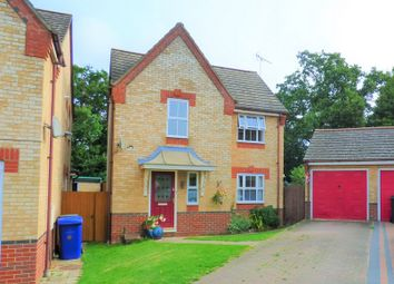 Thumbnail 3 bed detached house for sale in Ruskin Close, Haverhill