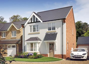 Thumbnail 4 bed detached house for sale in Radbourne Lane, Nr Derby, Derbyshire