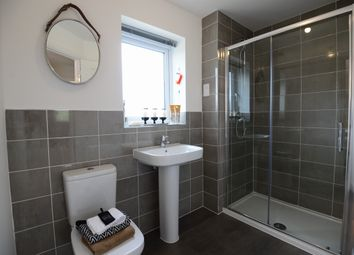 Thumbnail 3 bedroom semi-detached house for sale in Lakeside Bvld, Cannock