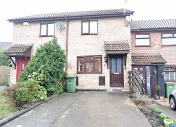 Thumbnail 2 bed terraced house for sale in Clos Caradog, Llantwit Fadre